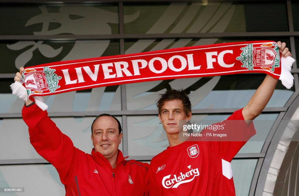 SOCCER Liverpool : News Photo