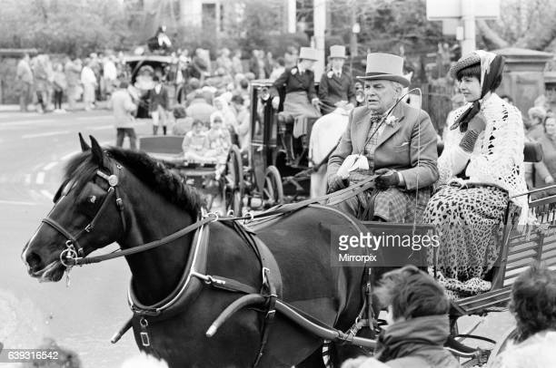 Liverpool May Horse Parade Saturday 10th May 1986 Echoes of Victorian elegance returned to Liverpool with the revival of the May Parade of Horses