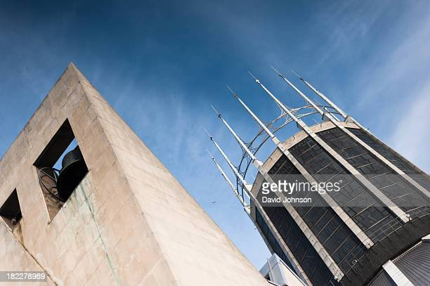 Liverpool Metropolitan Cathedral. Also known as the Crown of Thorns and Paddy's Wigwam. Iconic Cathedral in Liverpool