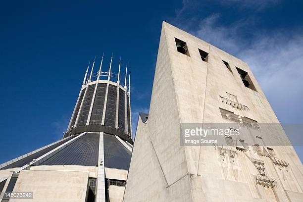 Liverpool Metropolitan Cathedral, Liverpool, UK