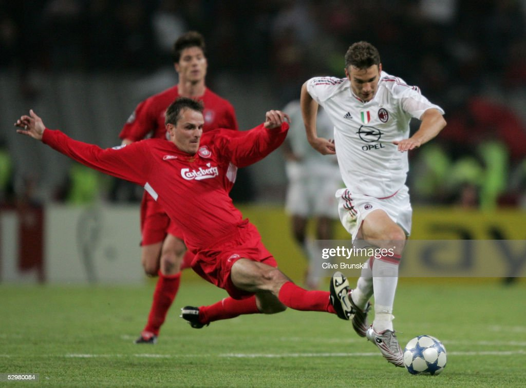 UEFA Champions League Final - AC Milan v Liverpool : News Photo