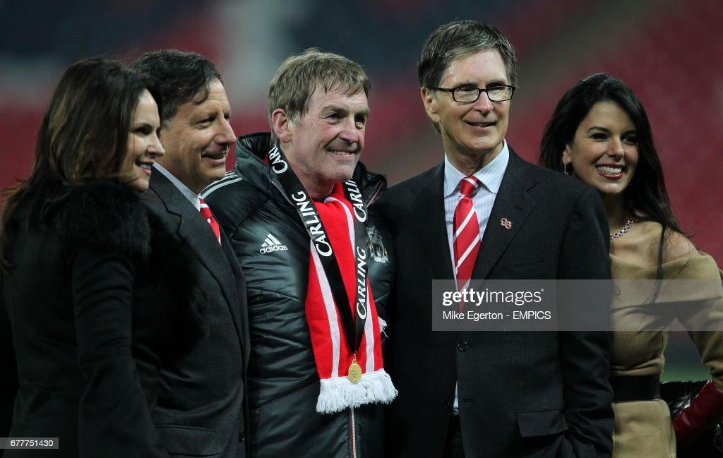 Soccer - Carling Cup - Final - Cardiff City v Liverpool - Wembley Stadium : News Photo