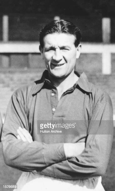 Liverpool player Bob Paisley. Mandatory Credit: Allsport Hulton/Archive