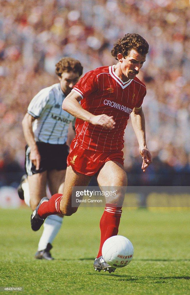 Graeme Souness Liverpool : ニュース写真