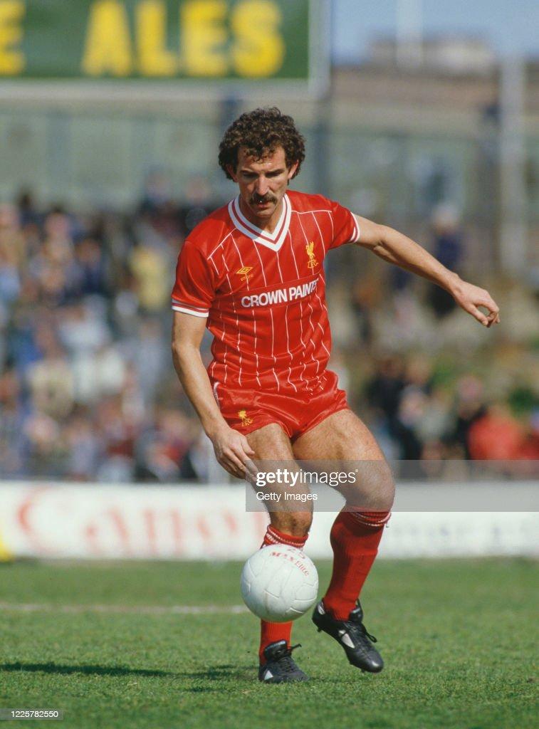 Graeme Souness Liverpool 1984 : ニュース写真