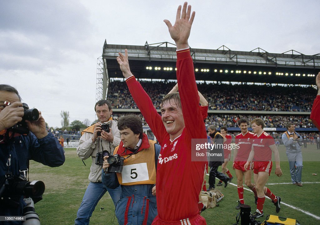 Kenny Dalglish And Liverpool Win The League Championship : News Photo
