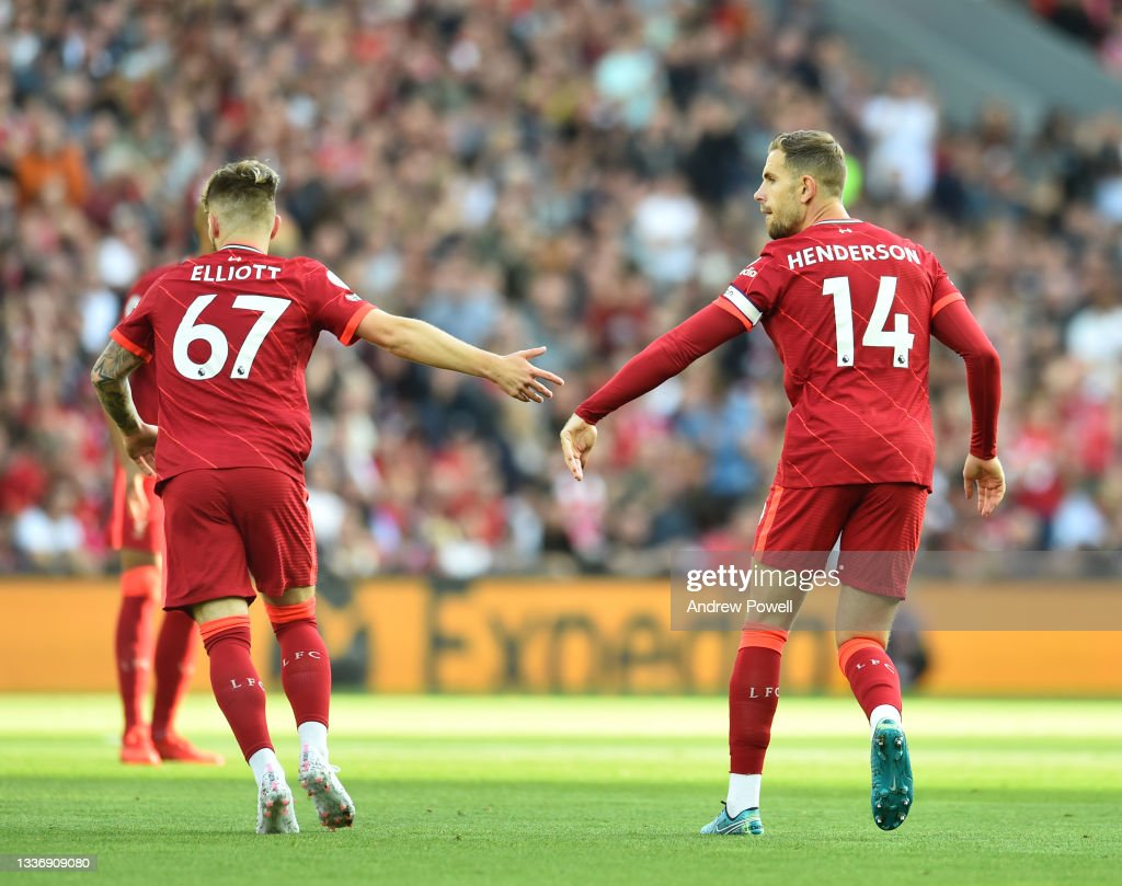 Liverpool v Chelsea - Premier League : Nachrichtenfoto