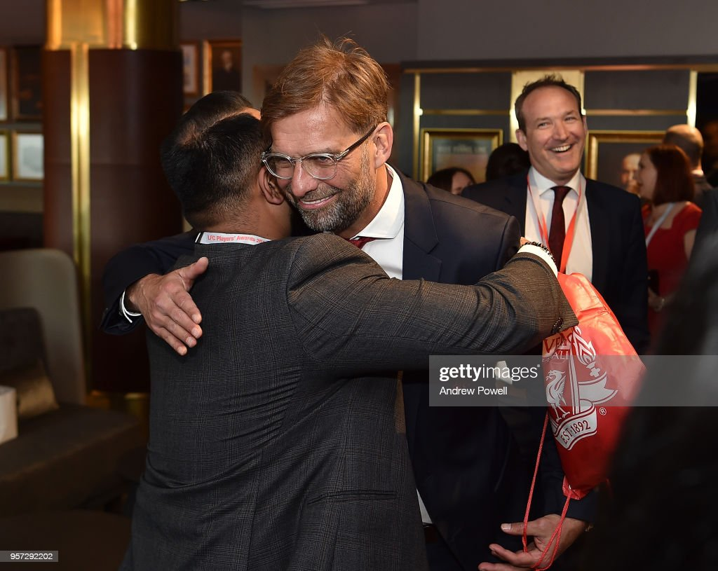 Liverpool Player Of The Year Awards Photos And Images Getty Images