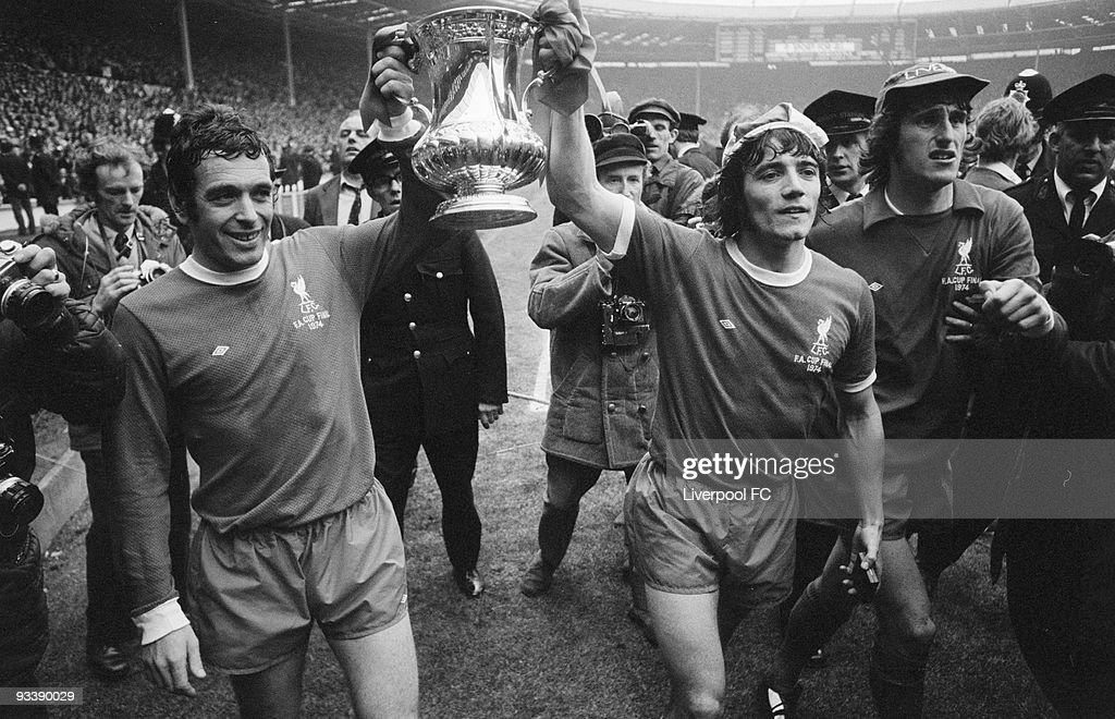 1974 FA Cup Final: Liverpool v Newcastle United : ニュース写真