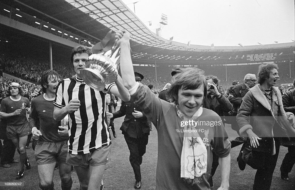 1974 FA Cup Final: Newcastle United v Liverpool : News Photo