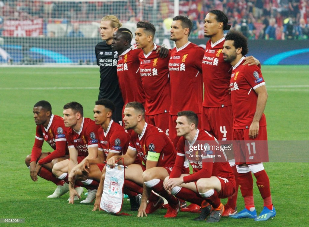 Real Madrid vs Liverpool: UEFA Champions League final : News Photo