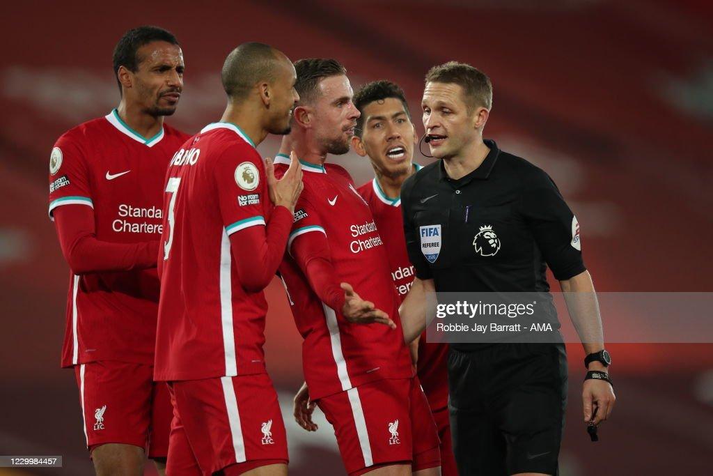 Liverpool v Wolverhampton Wanderers - Premier League : News Photo