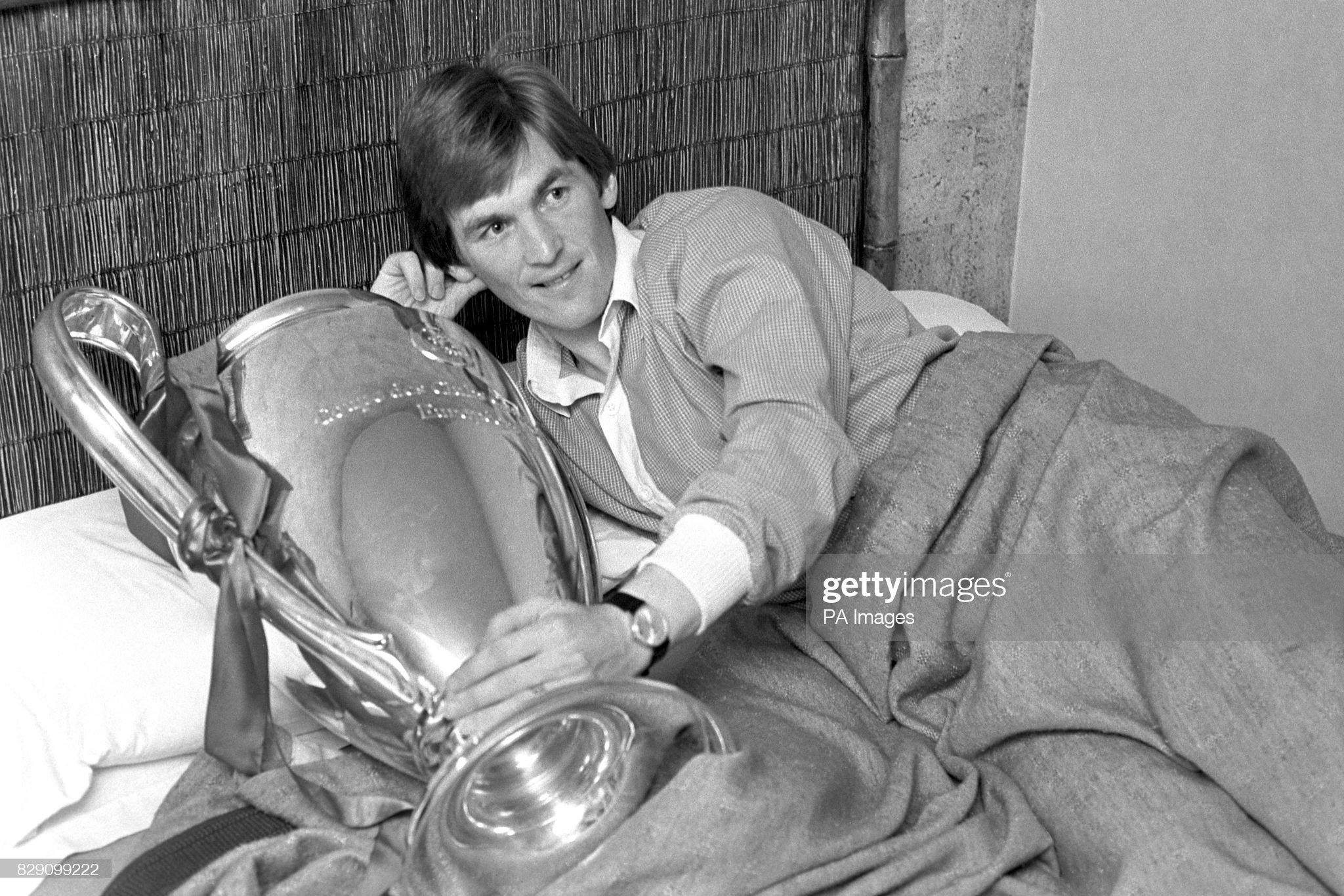 Soccer - European Cup Final 1978 - Liverpool v FC Bruges : News Photo