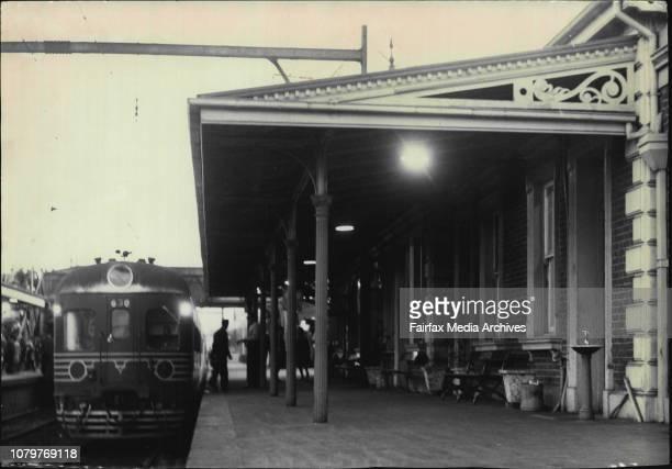 Liverpool Station tonight at 5 pm May 25 1967