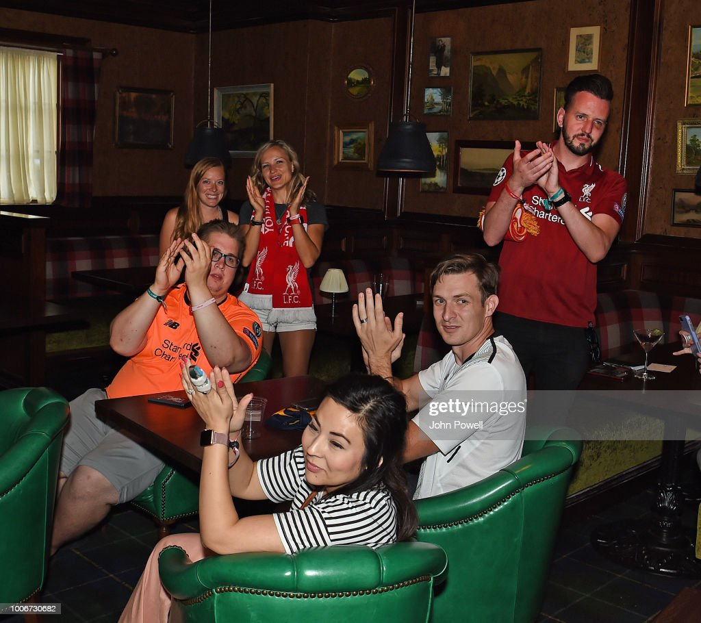 Liverpool Fc Legends Meet And Greet With Detroit Liverpool
