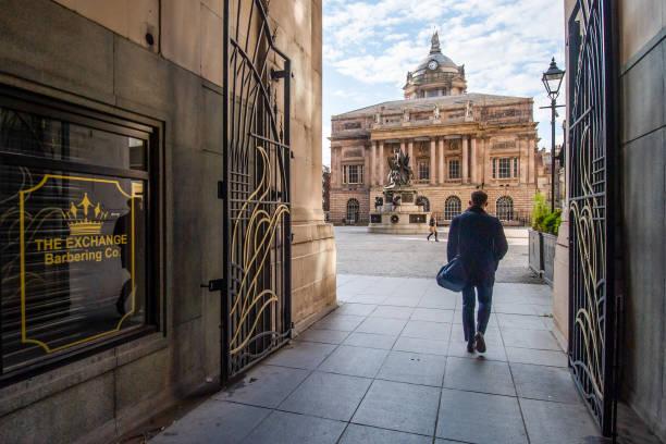 GBR: Regional U.K. Economy As Liverpool Loses UNESCO Heritage Status
