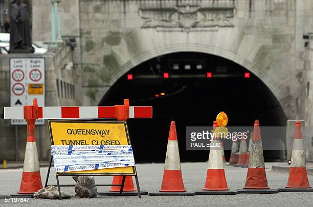 The Queensway Tunnel under the River Mersey in Liverpool is closed for 24 hours after a strike action by council workers 28 March 2006 More than one...