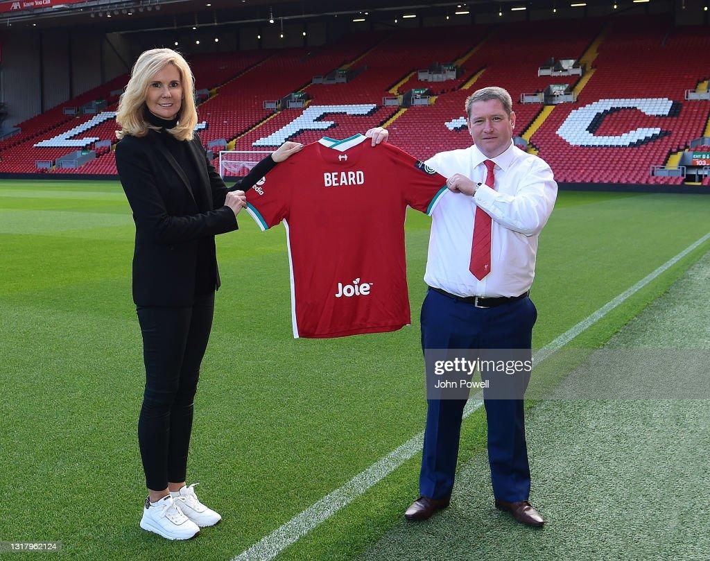 Liverpool Women Appoint New Manager Matt Beard : News Photo
