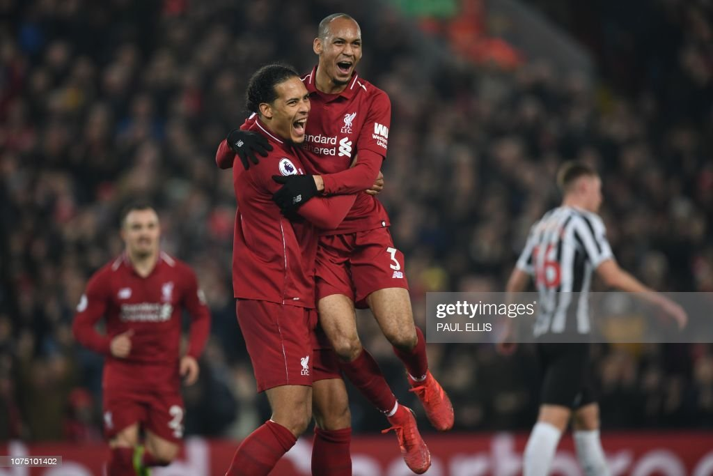 FBL-ENG-PR-LIVERPOOL-NEWCASTLE : News Photo