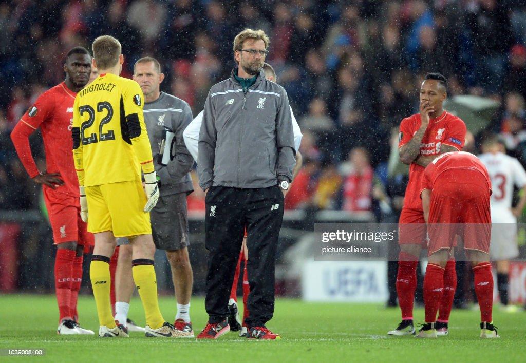 FC Liverpool - FC Sevilla : News Photo