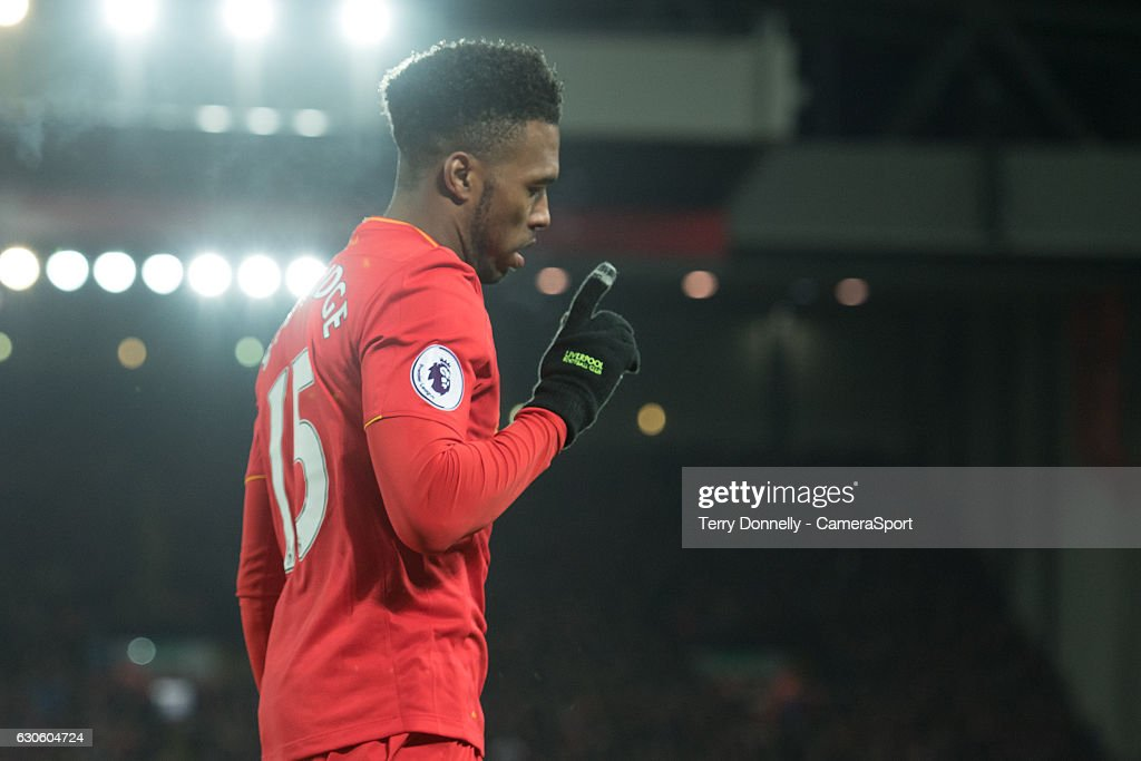 Liverpool v Stoke City - Premier League : News Photo