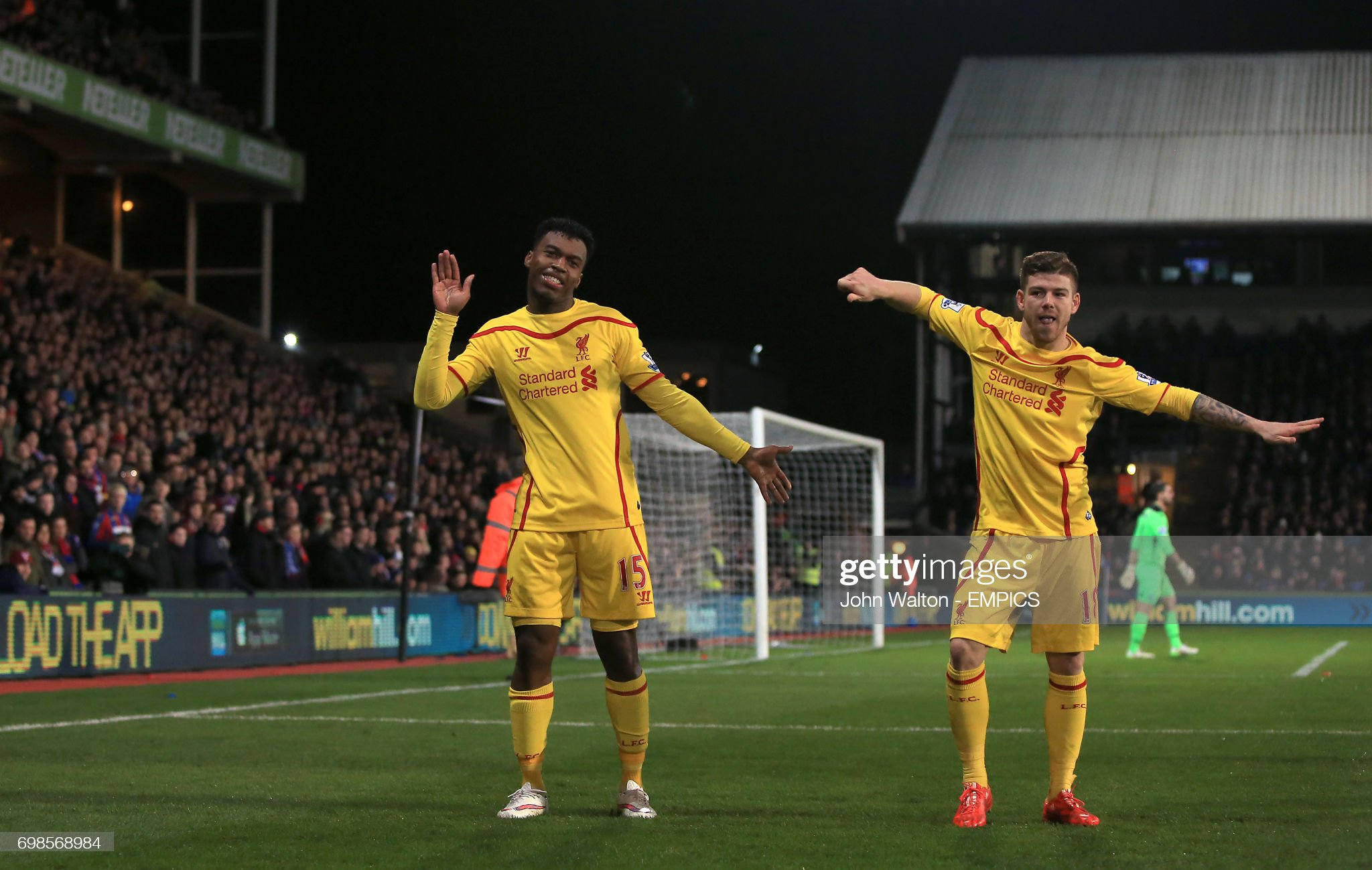 Soccer - FA Cup - Fifth Round - Crystal Palace v Liverpool - Selhurst Park : News Photo