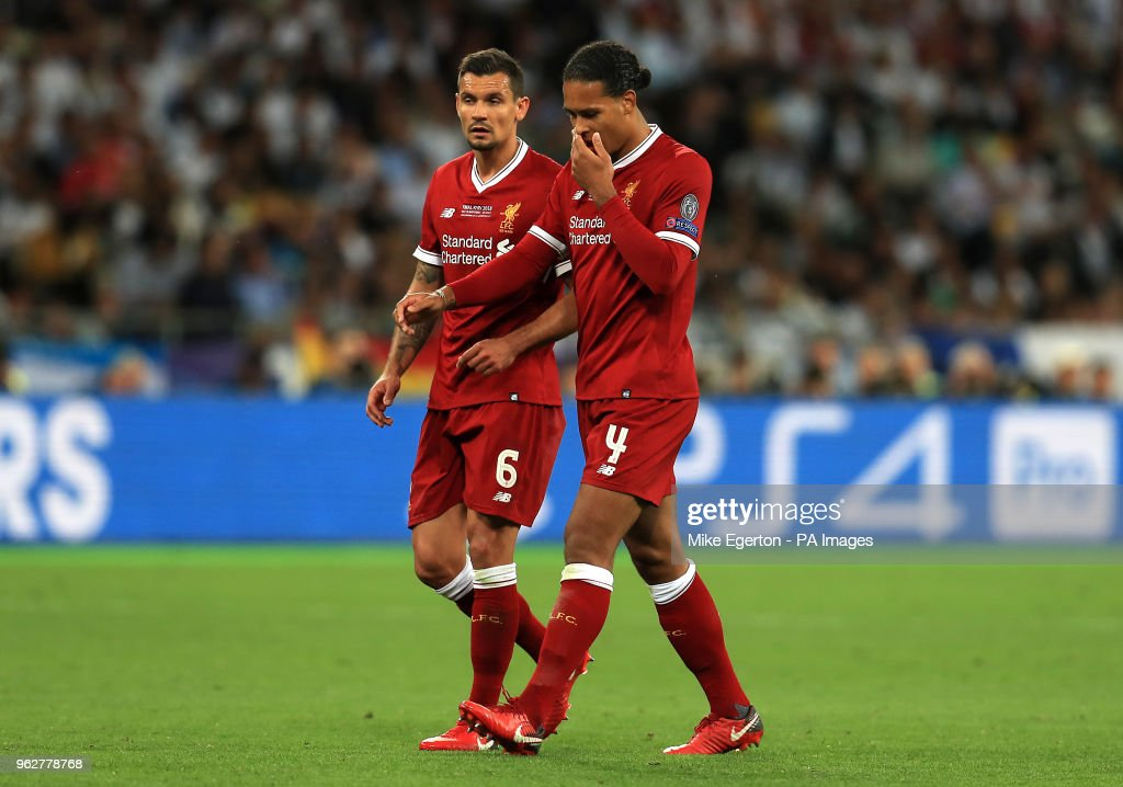 Real Madrid v Liverpool - UEFA Champions League - Final - NSK Olimpiyskiy Stadium : News Photo