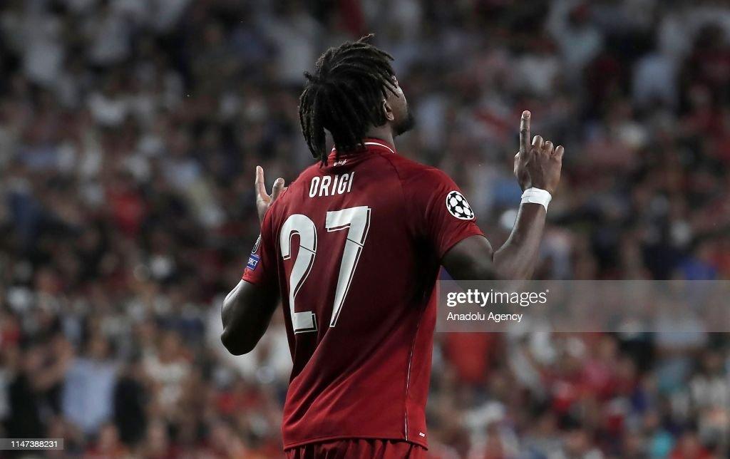 UEFA Champions League final: Tottenham vs Liverpool : News Photo