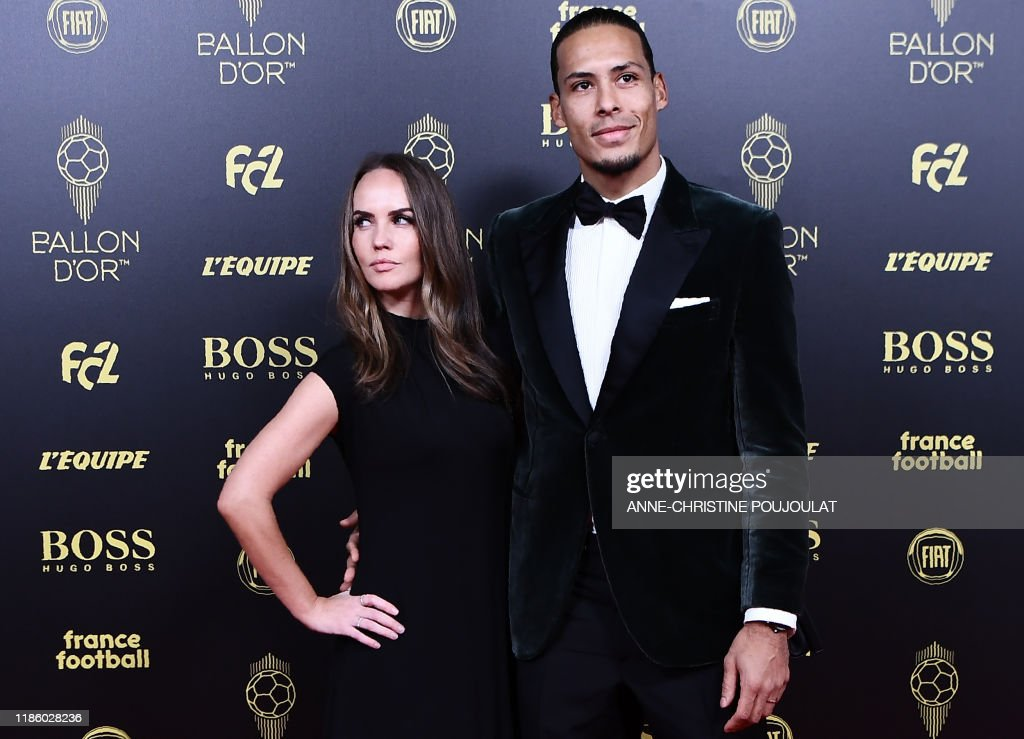 FBL-BALLON D'OR-2019-AWARD : News Photo