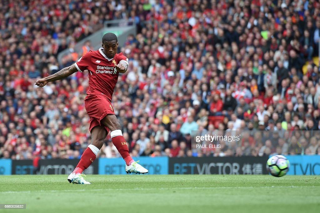 FBL-ENG-PR-LIVERPOOL-MIDDLESBROUGH : News Photo