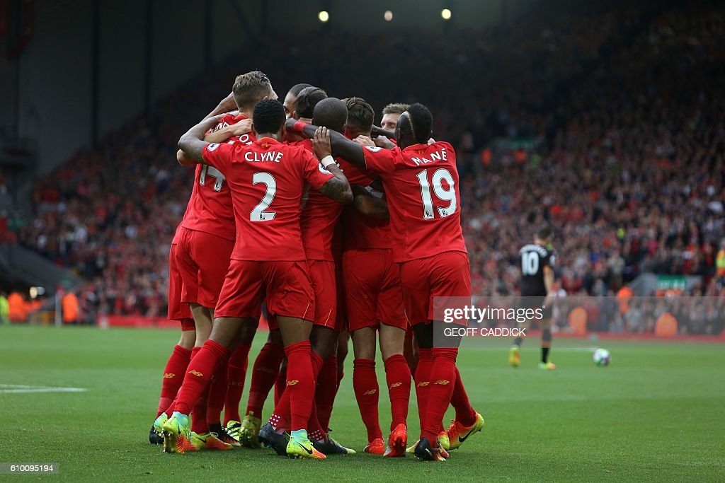 FBL-ENG-PR-LIVERPOOL-HULL : News Photo