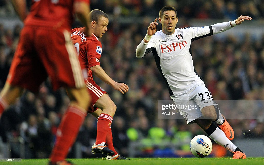 Liverpool's English midfielder Jay Spear : News Photo