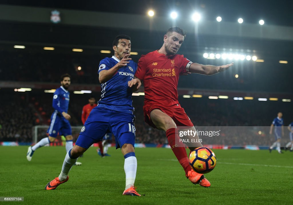 FBL-ENG-PR-LIVERPOOL-CHELSEA : News Photo