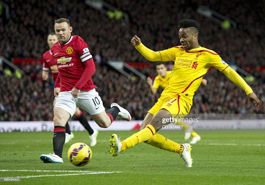 FBL-ENG-PR-MAN UTD-LIVERPOOL : News Photo