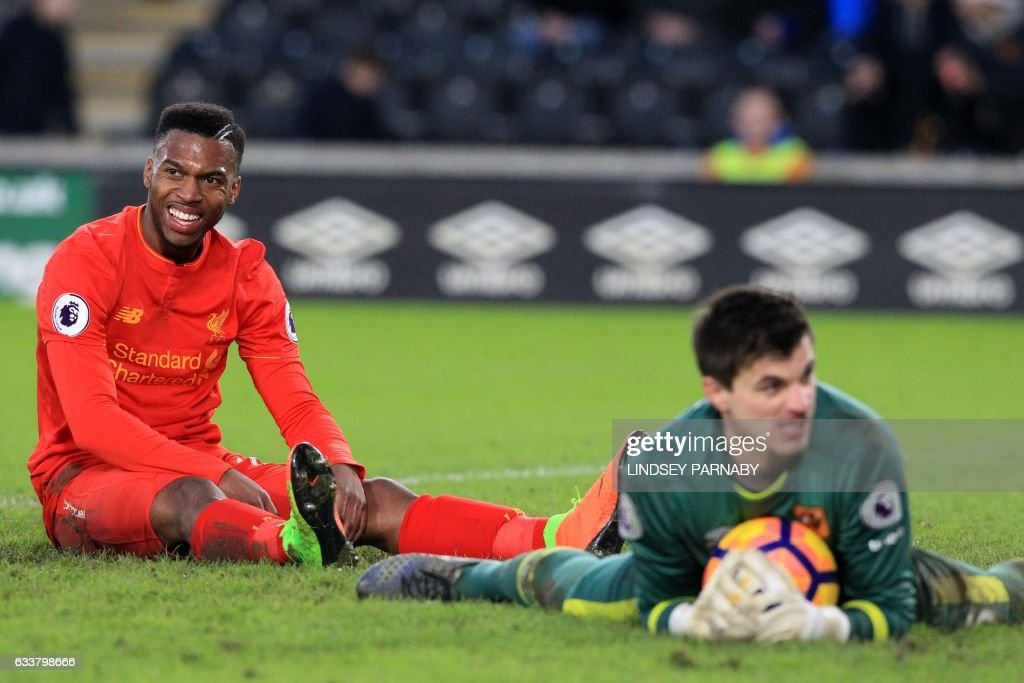 FBL-ENG-PR-HULL-LIVERPOOL : News Photo