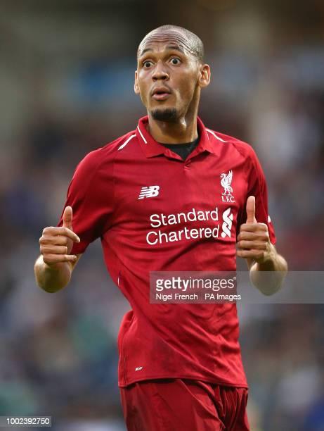 Liverpool's Fabinho