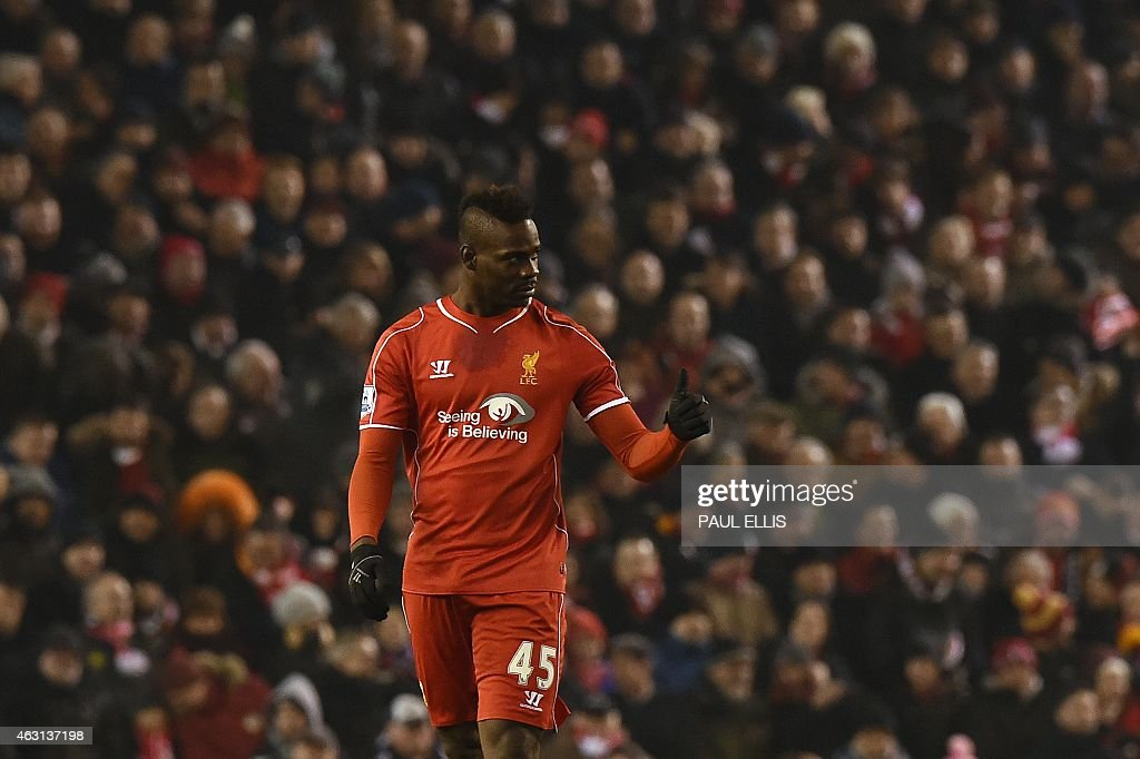 FBL-ENG-PR-LIVERPOOL-TOTTENHAM : News Photo