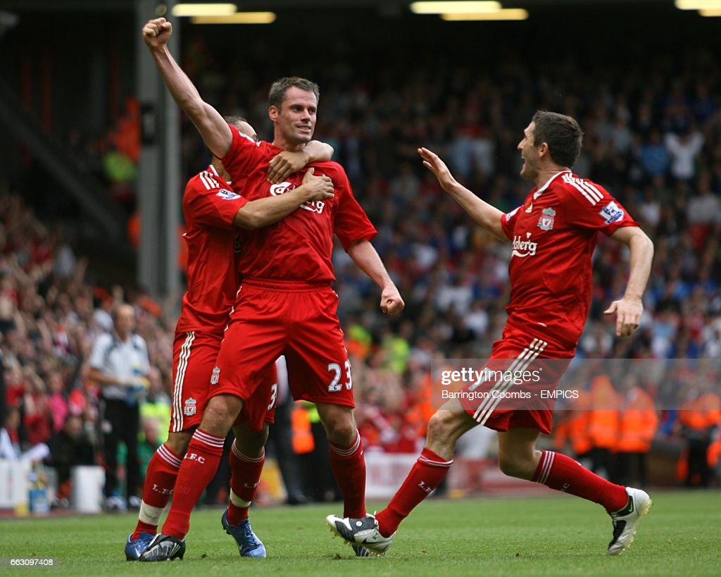 Soccer - Barclays Premier League - Liverpool v Middlesbrough - Anfield : News Photo