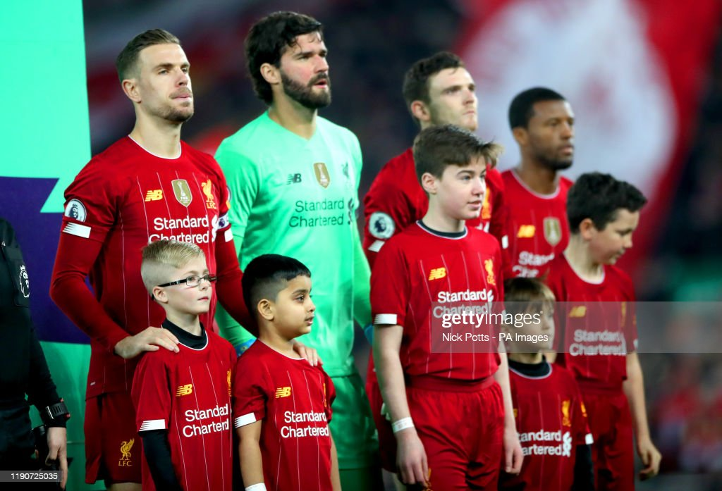 Liverpool v Wolverhampton Wanderers - Premier League - Anfield Stadium : News Photo