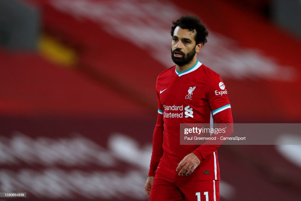 Liverpool v Manchester United - Premier League : Nyhetsfoto