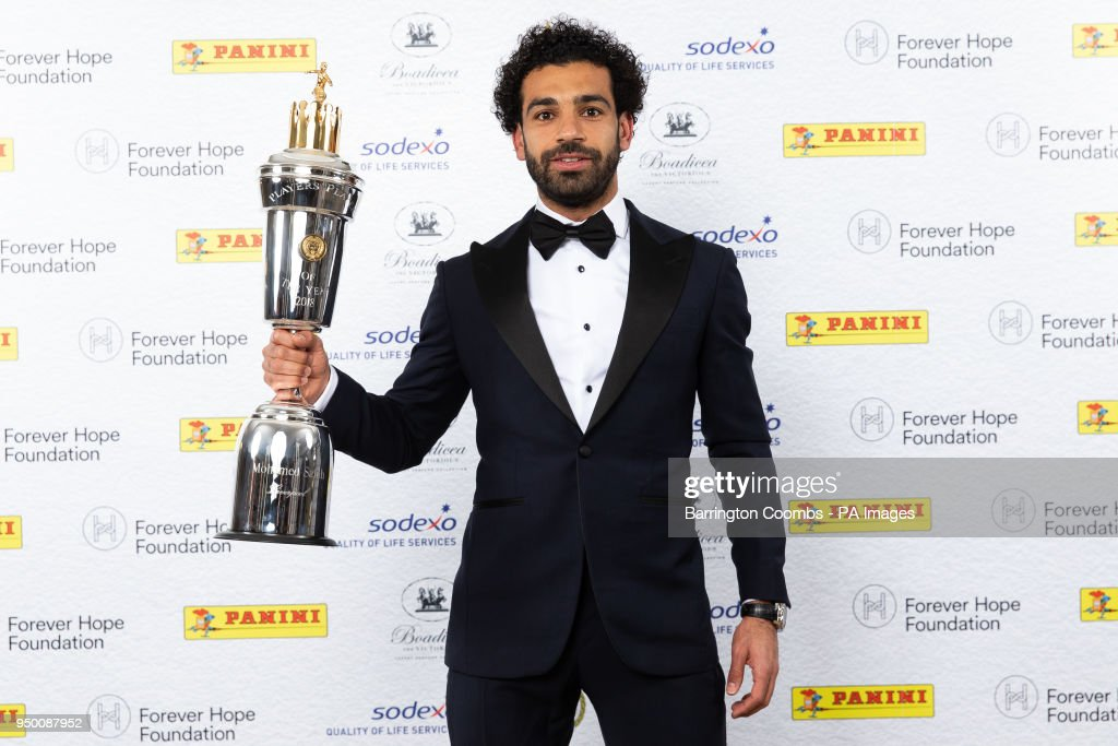 PFA Awards 2018 - Grosvenor House Hotel : News Photo