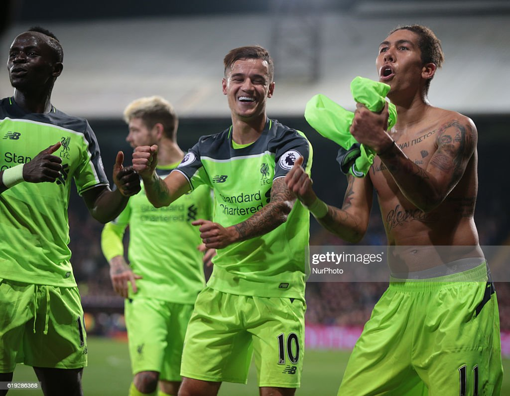 Crystal Palace v Liverpool EPL - Premier League : News Photo