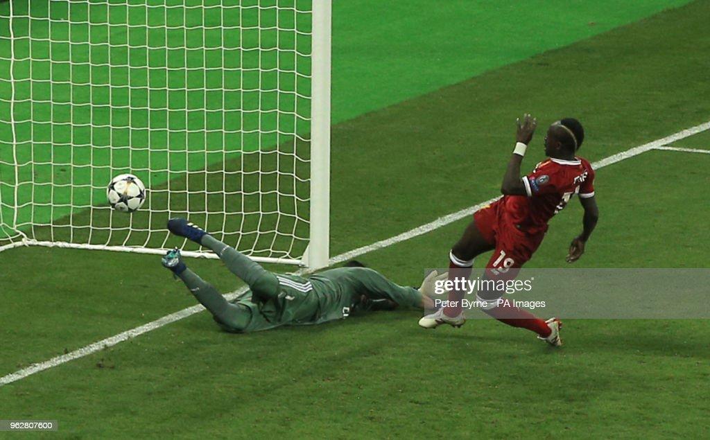 Real Madrid v Liverpool - UEFA Champions League - Final - NSK Olimpiyskiy Stadium : News Photo