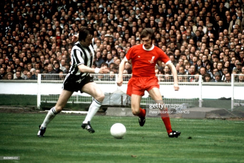 Soccer - FA Cup Final - Liverpool v Newcastle United : News Photo