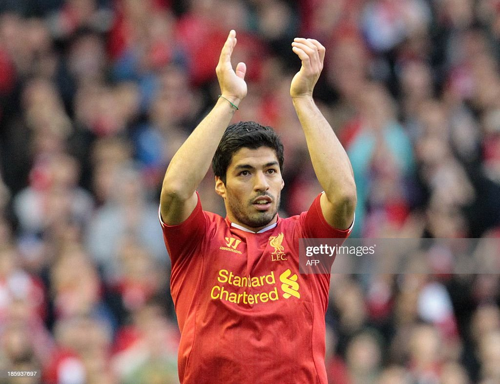 FBL-ENG-PR-LIVERPOOL-WEST BROM : News Photo