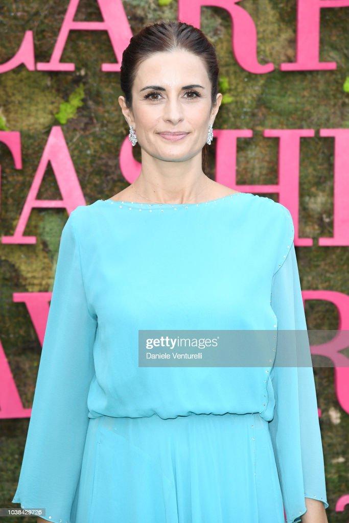 Green Carpet Fashion Awards Italia 2018 - Red Carpet Arrivals