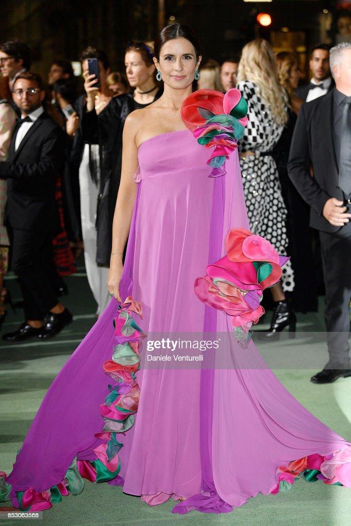 The Green Carpet Fashion Awards Italia 2017