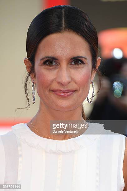 Livia Giuggioli attends the premiere of 'Nocturnal Animals' during the 73rd Venice Film Festival at Sala Grande on September 2 2016 in Venice Italy