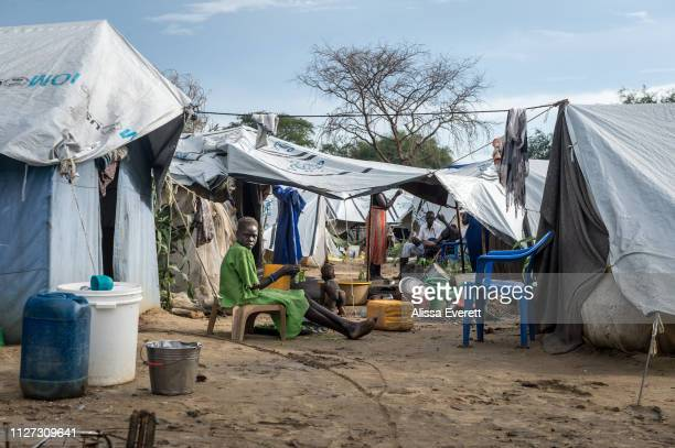 Living conditions are brutal in the rainy season for IDPs in the Bor camp. Deep mud and severe flooding compelled the UN to move all remaining 8,000...