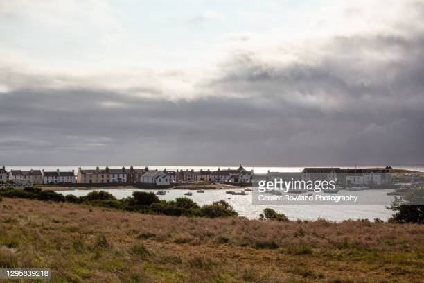 living in scotland - coastal feature stock pictures, royalty-free photos & images